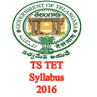 TSTET-2016 Syllabus Download Apply Online for Telangana TET Notification Released Telangana State Teachers Eligibility Test-2016 Notification and Schedule Released Directorate of School Education, Telangana State has issued Notification for First Telangana TET Notification and Schedule  after formation Telangana State.  Online applications are invited from the eligible candidates who intend to be teachers for classes I to VIII in schools in Telangana State for appearance in the First Telangana http://www.tsteachers.in/2016/03/telangana-tet-tstet-2016-subject-wise-medium-syllabus.html Teacher Eligibility Test (TS-TET , 2016) to be conducted by Department of School Education, Government of Telangana State on 1st May , 2016 in all 10 Districts of the State.