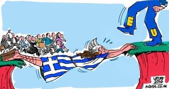 Η Ευρωπαϊκή παράνοια στο προσφυγικό