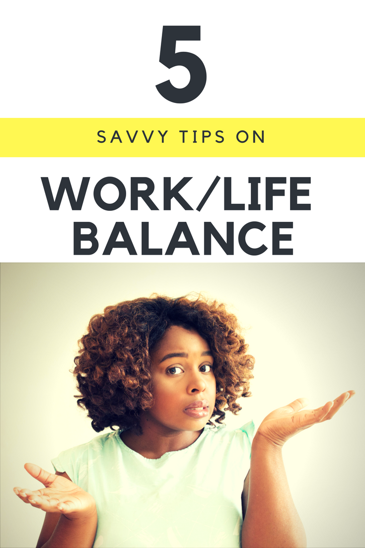 How to deal with work/life balance as an entrepreneur or if you work from home.