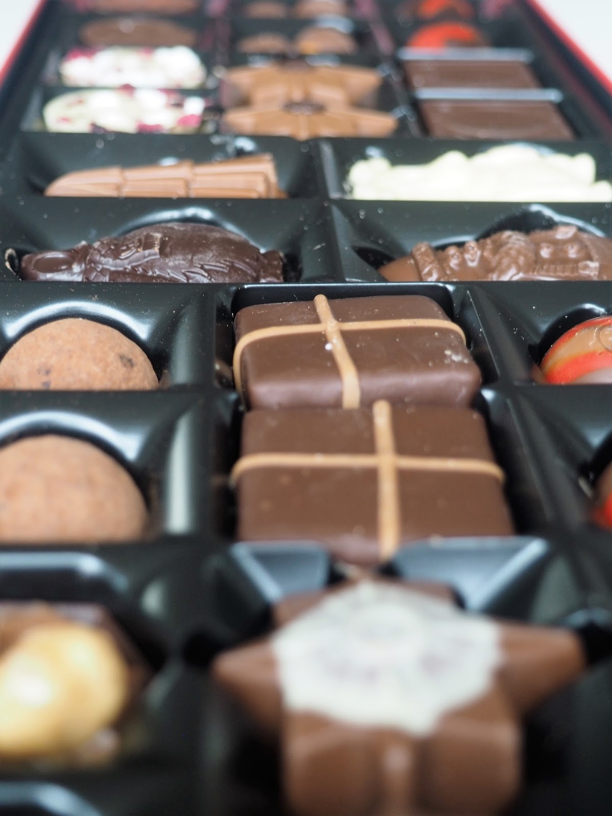 Hotel Chocolat classic Christmas sleekster