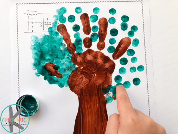 t-is-for-tree-fingerprint-handart-project-for-kids