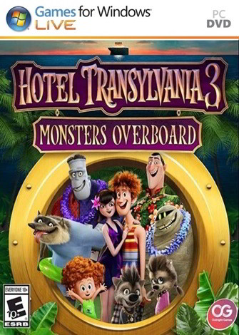 Hotel Transylvania 3: Monsters Overboard PC Full Español