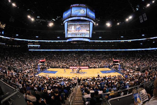 Onde comprar ingressos de jogos da NBA em Orlando
