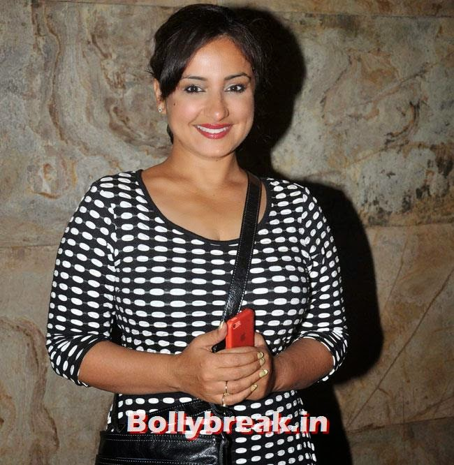 Divya Dutta, Huma Qureshi & Others at Hawaa Hawaai Special Screening at Lightbox