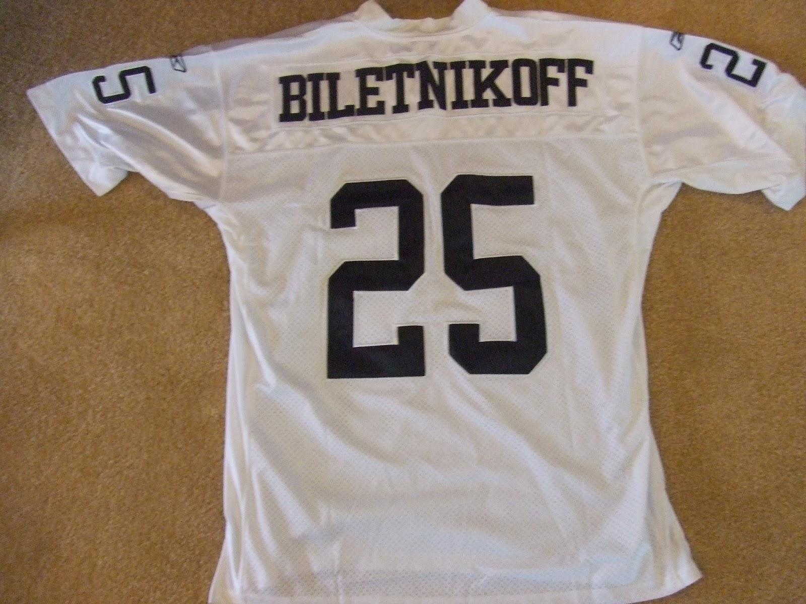 uk availability 8ea05 6a1e2 Vintage10916 Store: Oakland Raiders Fred Biletnikoff ...