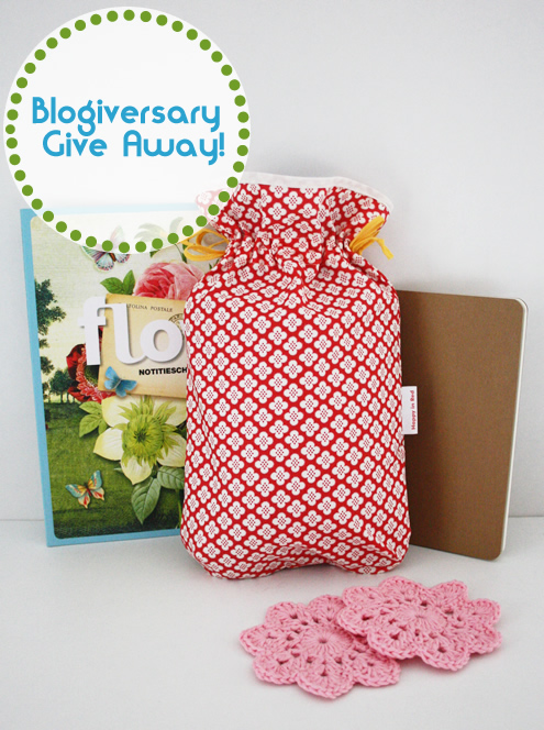 Blogiversary Give Away