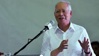 Najib gesa BN tawan semula kawasan Parlimen Telok Kemang, 3 DUN