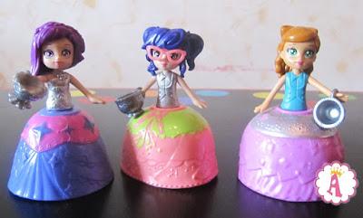 Куколки Каппатинис трансформеры в чашки