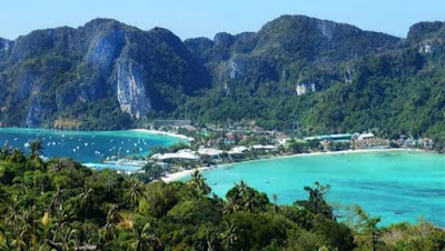 Salah satu tempat wisata terfavorit di thailand