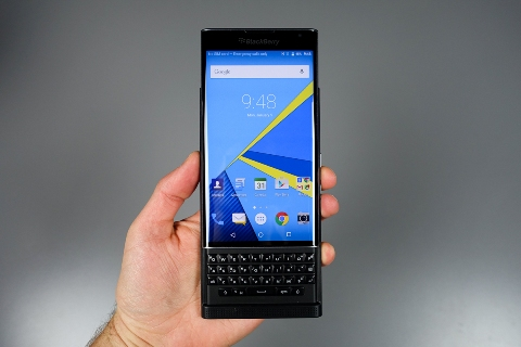 Cara Flashing Blackberry Priv