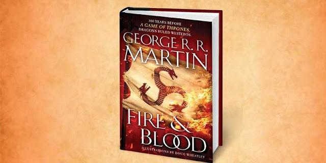 San Valentin, Regalos, Día de los Enamorados, Juego de Tronos, libro, Sangre y Fuego