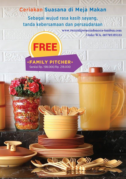 Promo Diskon Great Fine Dining & Free Family Pitcher