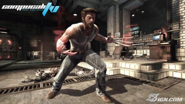 X Men Origins Wolverine Xbox 360 Español Region Free Descargar DVD9