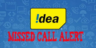 1 month idea miss call alert