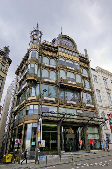 MIM, Bruselas por El Guisante Verde Project
