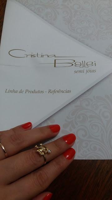 Cristina Bellei Semi Joias