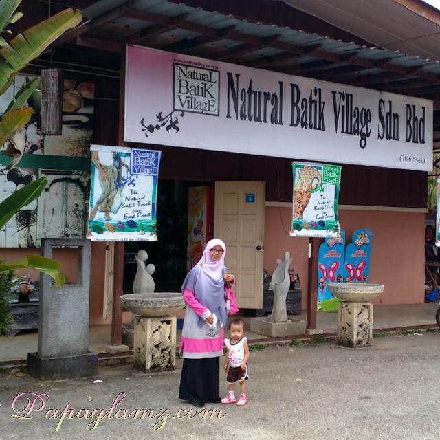 Natural-Batik-Village-Kuantan