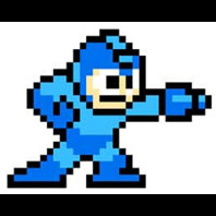 Sprite de Mega Man