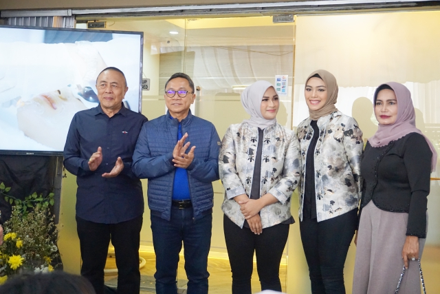 soft-launching-z-glow-clinic-duren-sawit