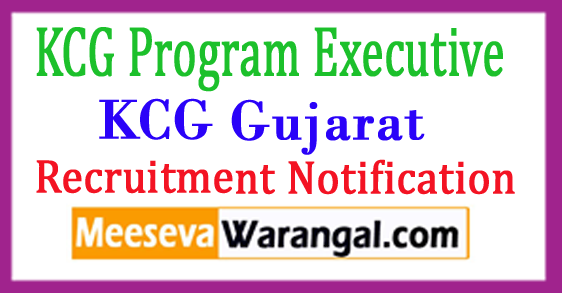 KCG Gujarat Admit Card 2018