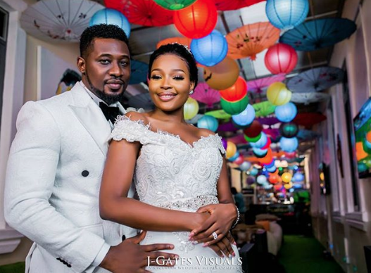 #TeeDkd17:Photos From Daniel K Daniel & Tina's Wedding