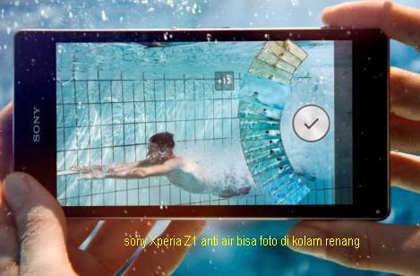 Spesifikasi Sony Xperia Z1