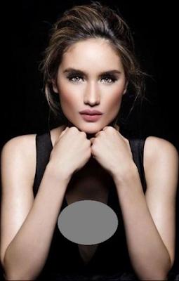 Bergaya Cantik Nan Anggun, Cinta Laura Di Bilang Mirip Seperti Angelina Jolie