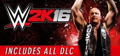 تحميل لعبة المصارعة WWE 2K16