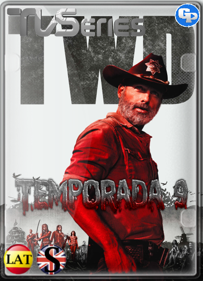 The Walking Dead (Temporada 9) HD 1080P LATINO/INGLES