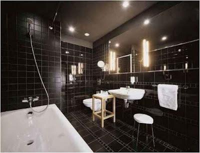 Dark Bathroom Design Ideas