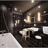 Inspiration Dark Bathroom Design Ideas