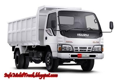 Dam truk isuzu NKR terbaru