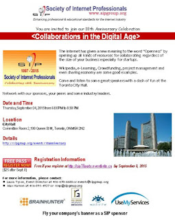 Collaboration in the Digital Age: SIPgroup poster