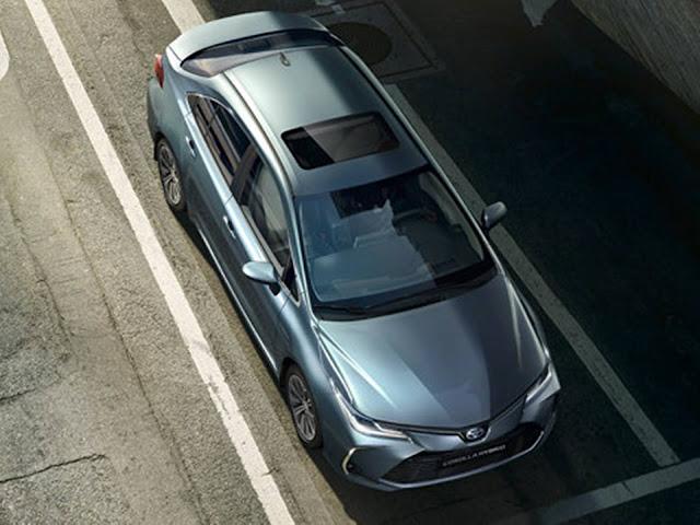 Novo Corolla 2020 Híbrido Flex