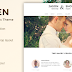 Beautiful Responsive WordPress Wedding Theme