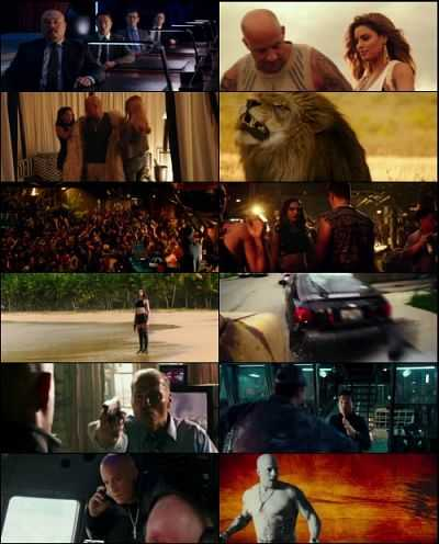 XXX Return of Xander Cage (2017) Hindi Dubbed 300mb DVDScr