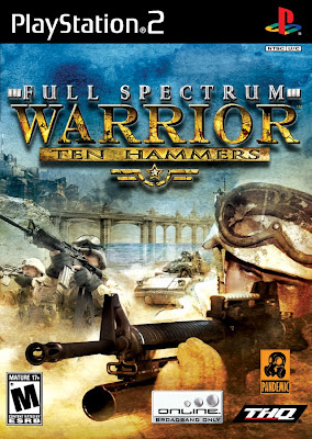 Full Spectrum Warrior: Ten Hammers (PS2) 2006