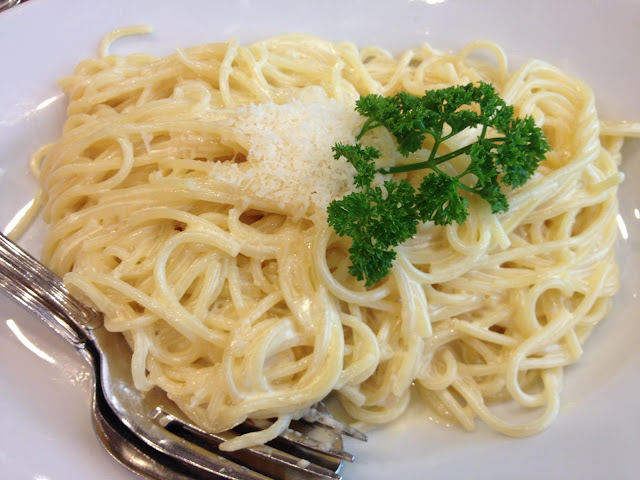 Lorenzo's Truffle Cream, Mamou at Rockwell Powerplant