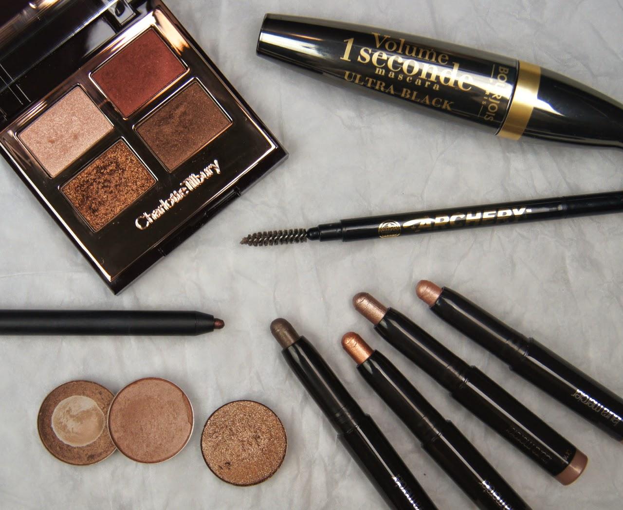 best brow eyeshadow liner mascara 2014 makeup
