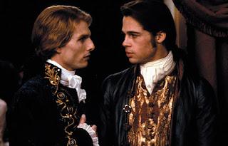 interview with the vampire the vampire chronicles-tom cruise-brad pitt