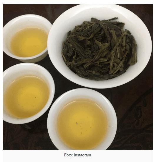 manfaat teh hijau untuk mengecilkan perut