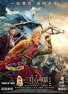 Download Film The Monkey King 2 (2016) Bluray 720p Sub Indo