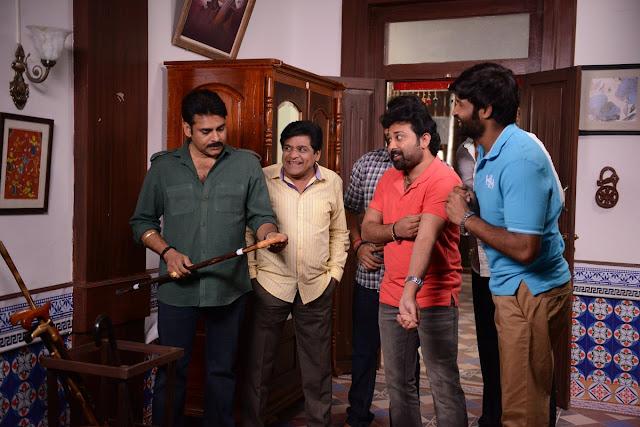 Pawan Kalyan 'Katamarayudu' Movie Latest Photos