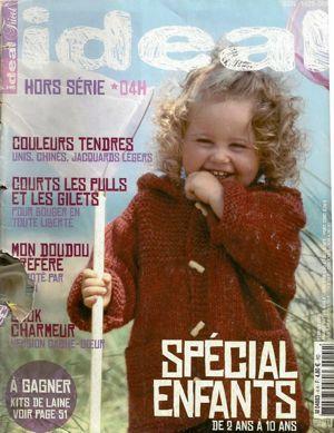 IDEAL-Revista Tricô -Revista em PDF
