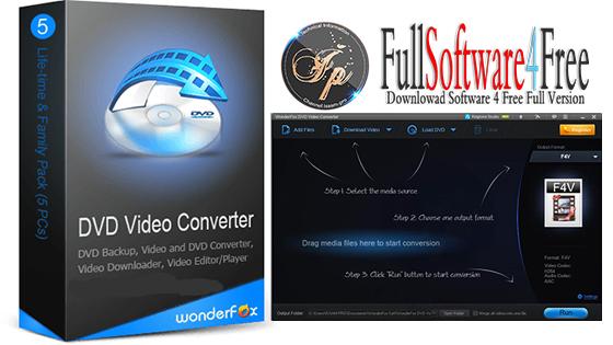 WonderFox DVD Video Converter 16.1 Full Keygen