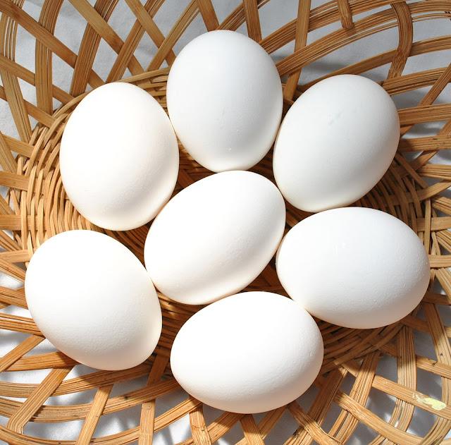 Egg white wrinkle remover