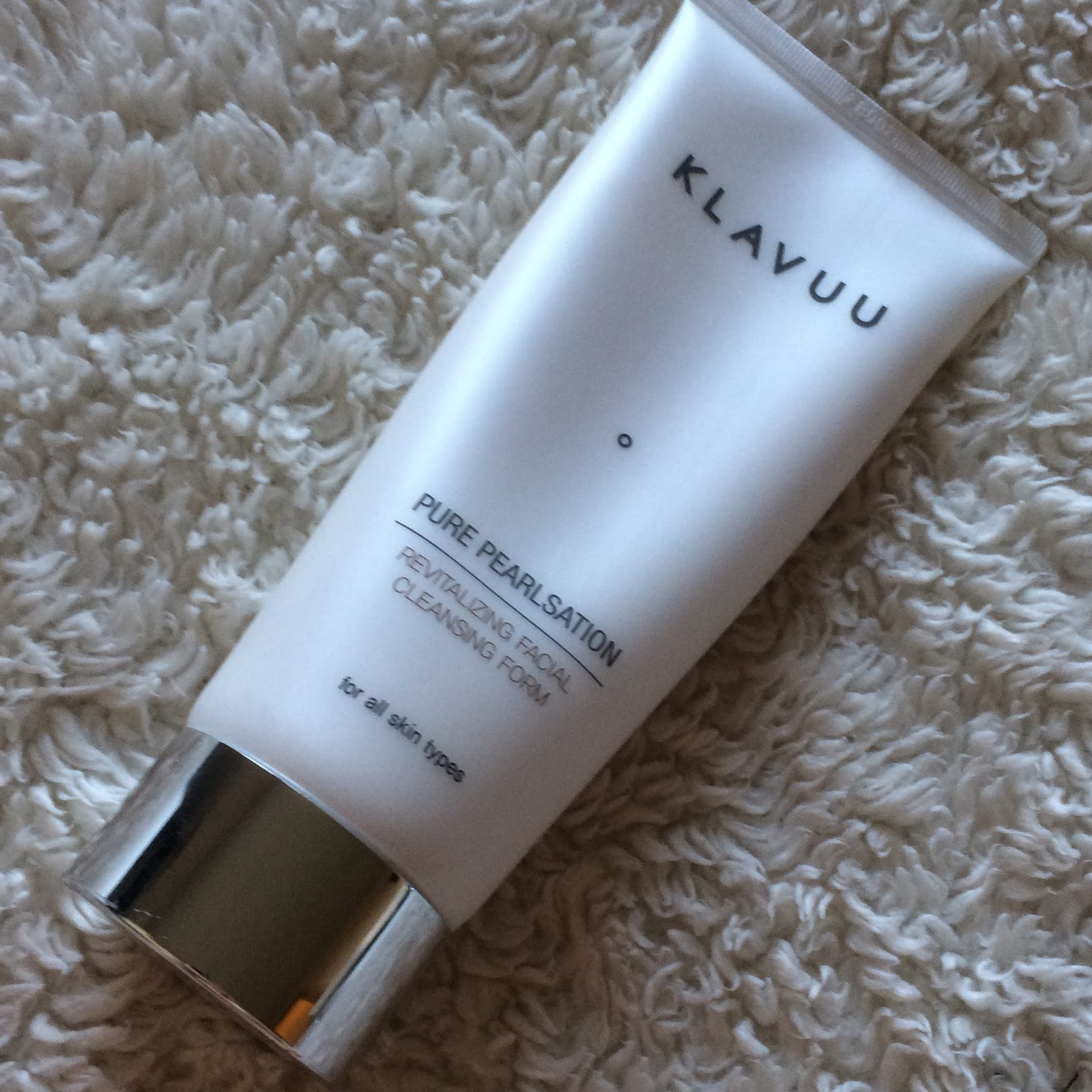 Half Past October: #Klavuu Pearlsation Lineup Review from