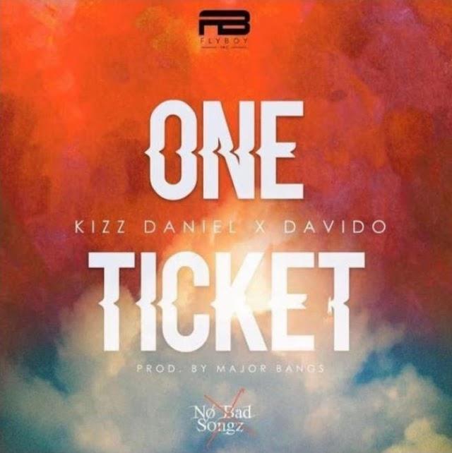 Kizz Daniel Feat Davido - One Ticket Snippet