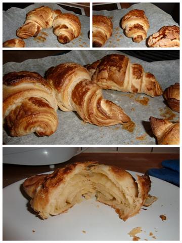 Croissants - Foodblog Topfgartenwelt