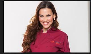 Gabriela Vergara en Top Chef Estrella
